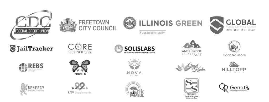 pivotpath clients logos